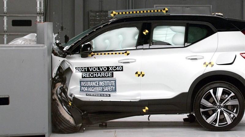 Volvo se jacta de ser la marca más segura de Estados Unidos