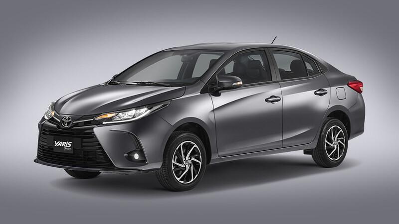 Toyota Yaris 2021 llega a México, el subcompacto japonés se somete a cirugía estética