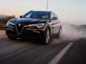 Manejamos el Alfa Romeo Stelvio 2018