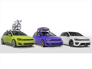 Volkswagen lanza coloridas modificaciones para su gama de productos