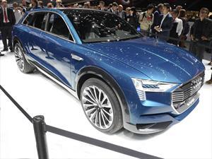 Audi e-Tron quattro concept, el futuro eléctrico
