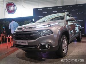 FIAT Toro Freedom 4x2 nafta se lanza en Argentina