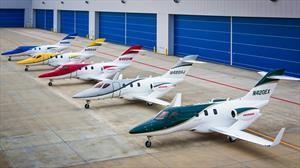 Honda tiene éxito en ventas con su linea de aviones