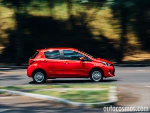 Toyota Yaris Hatchback 2015 a prueba