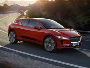 Jaguar I-Pace, el rival del Tesla Model X