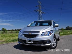 Prueba Chevrolet Prisma AT