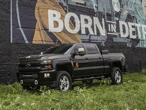 Chevrolet Silverado 2500HD Carhartt Concept 2017, exclusividad total