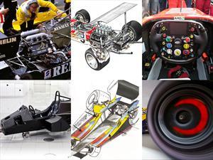 Top 10: Tecnologías que revolucionaron el automovilismo