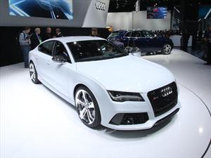 Audi RS7, velocidad germana en el Salón de Detroit 2013