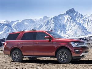 Ford Expedition 2018 toca suelo chileno