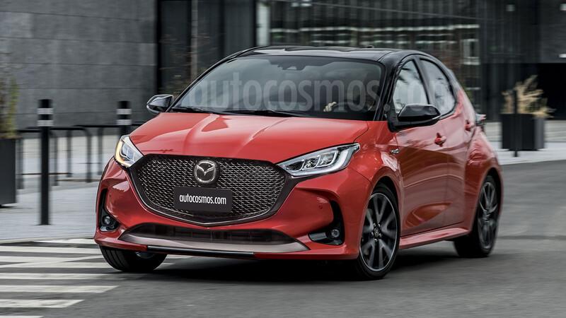 Vuelta de mano: el próximo Mazda2 estará basado en el Toyota Yaris