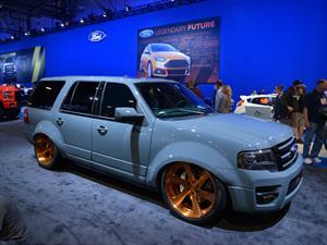 Ford Expedition por Tjin Edition listo para el SEMA Show 2014