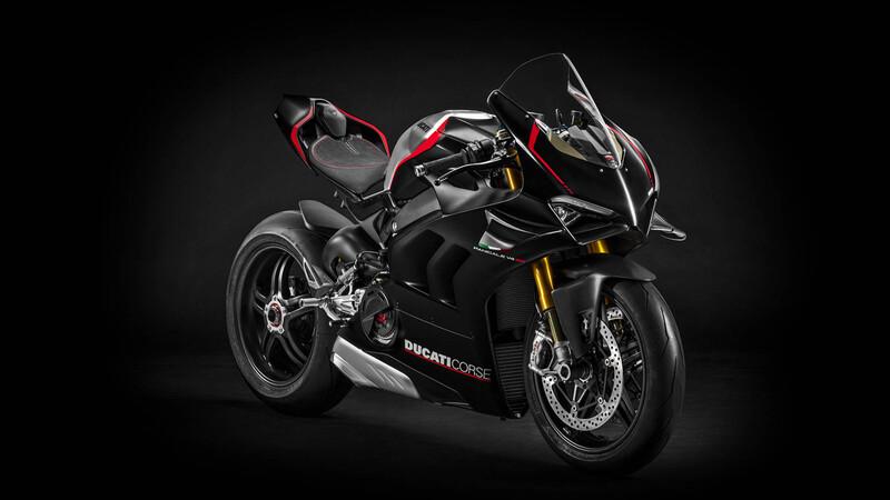 Llega la edición especial Ducati Panigale V4 SP