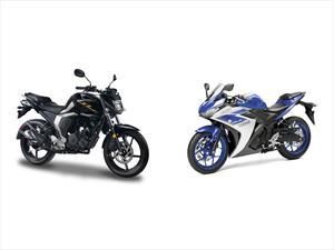 Yamaha estrena en Chile las nuevas FZ 2.0 y la YZF-R3