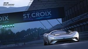 Jaguar Vision Gran Turismo con 1,050 Hp y se disfruta sólo en el videojuego