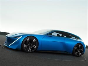 Peugeot Instinct Concept, el auto del futuro