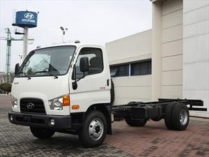 Hyundai HD78, con nuevo motor Euro 5