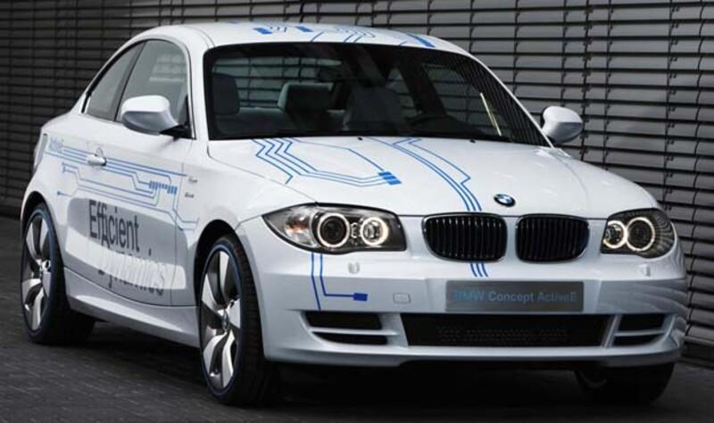 BMW Serie 1 Concept ActiveE