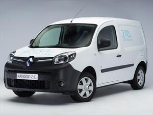 Se entregó la primera unidad de la Renault Kangoo Z.E.