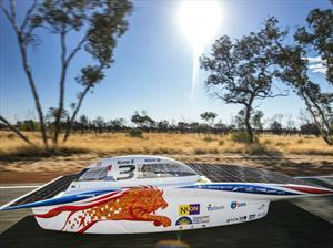 Nuon Solar Team gana el World Solar Challenge 2015