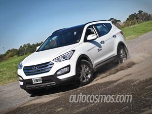 Nueva Hyundai Santa Fe a prueba