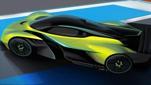 Aston Martin Valkyrie AMR Pro, exclusivo para la pista