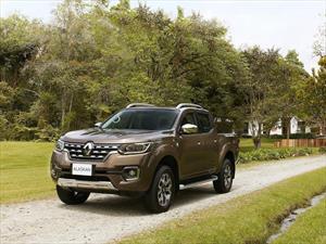 Renault Alaskan 2017, la pick up francesa se presenta
