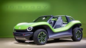 Volkswagen ID. Buggy Concept, listos para la aventura