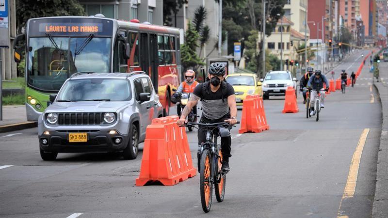 Plan estratégico para mejorar movilidad en Bogotá durante la cuarentena