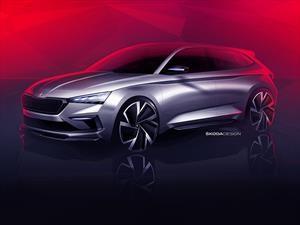 Skoda Vision RS Concept, un vistazo al futuro de la gama deportiva
