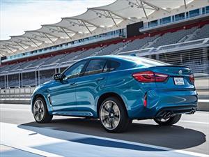 BMW X6 M 2015 llega a México desde $1,749,900 pesos