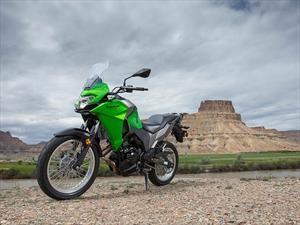 Kawasaki introduce en Chile la nueva Versys 300