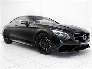 Brabus Rocket 900 Coupé, un Mercedes transformado
