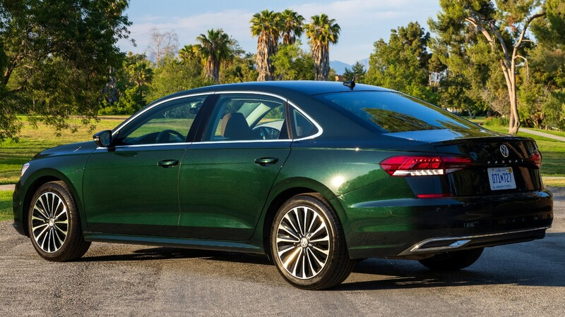 Volkswagen dejará de producir el Passat en Estados Unidos