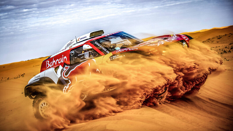 El Dakar 2021promete ser el rally más emocionante y seguro de la hisroria