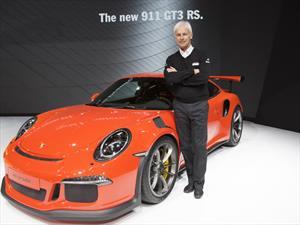 Porsche 911 GT3 RS 2016 se presenta en Ginebra