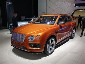 Bentley Bentayga 2016, el SUV más lujoso y potente del mundo