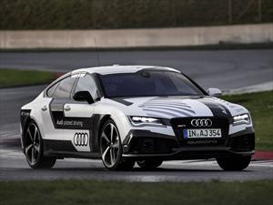 Audi y su carro de conducción autónoma