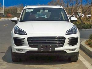 Zotye SR8, la copia china del Porsche Macan