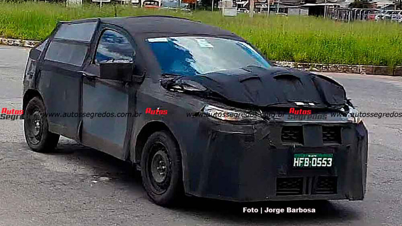 Video: el SUV compacto de FIAT sigue sus pruebas