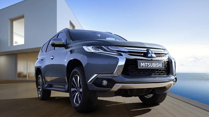 Mitsubishi Montero Sport cumple 5 años en Colombia