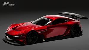Mazda RX-Vision GT3 Concept, listo para el Gran Turismo Sport