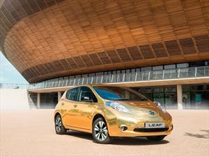 ¿Quieres un Nissan LEAF dorado? Gana un oro olímpico