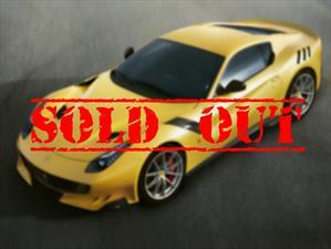 Ya no queda ni un Ferrari F12tdf