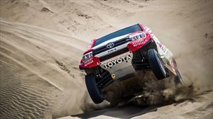 BFGoodrich va por su 16a victoria en el Dakar