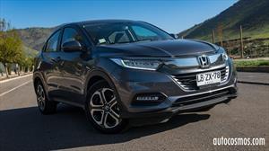 Test Drive Honda HR-V 2019, versatilidad que no se transa