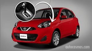 Nissan March renueva su gama en Argentina