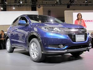 Honda Vezel 2014, la versión SUV del Fit