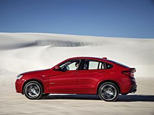BMW X4 2015 llega a México desde $749,900 pesos