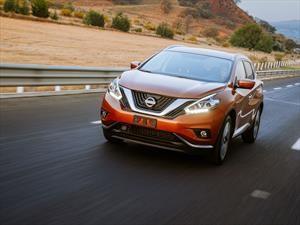 Nissan Murano 2019 a prueba